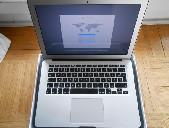 Annonce occasion, vente ou achat 'Macbook air'