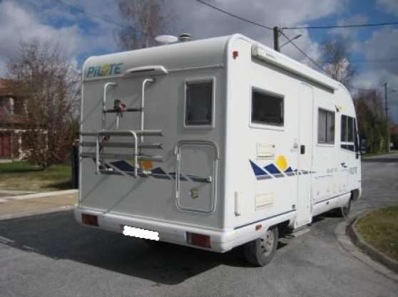 Annonce occasion, vente ou achat 'Camping car PILOTE Galaxy 40 GTD'