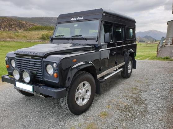 Annonce occasion, vente ou achat 'Land Rover DEFENDER 2.4-122 D'