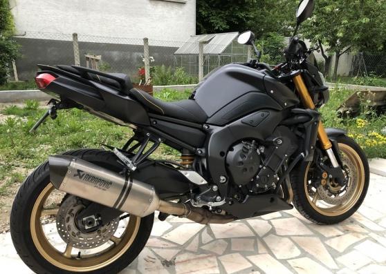 Annonce occasion, vente ou achat 'vend Yamaha FZ8 R 800'