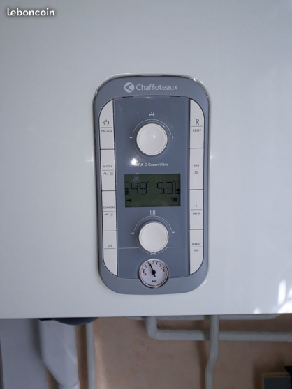 Chaudière Chaffoteaux condensation NEUF