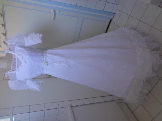 Robe de mariée blanche 70 €