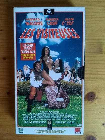 Vends VHS rare film Les visiteuses