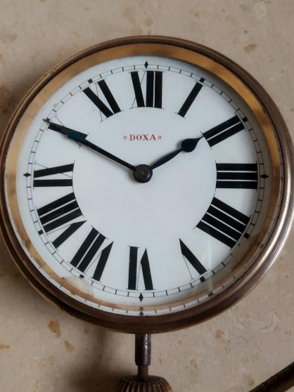 montre doxa de tableau de bord mercedes - Annonce gratuite marche.fr