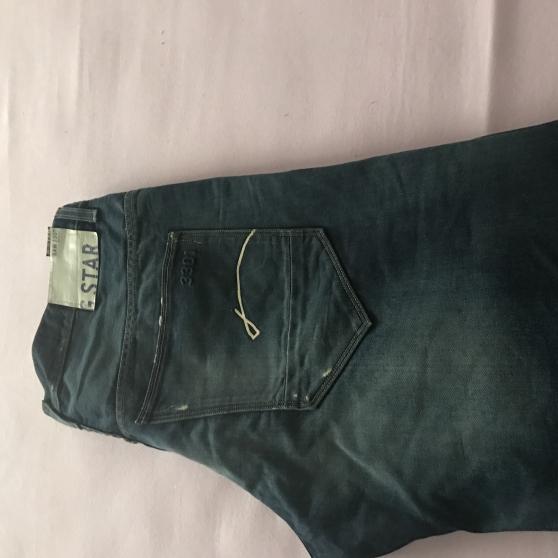 Annonce occasion, vente ou achat 'Jeans Gstar'