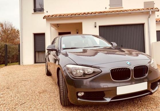 Annonce occasion, vente ou achat 'BMW Série 1 116d EXECUTIVE'