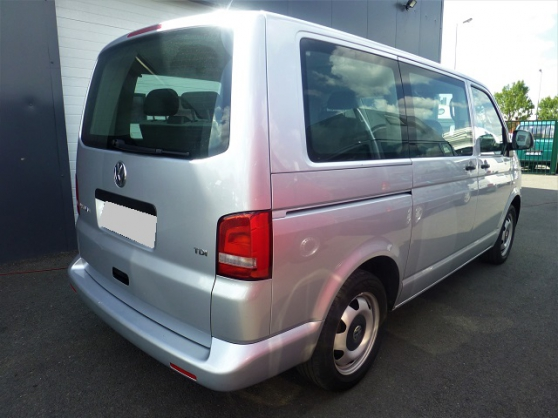 VOLKSWAGEN T5 Multivan 2.0 TDi 7 places