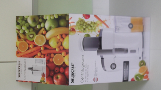 Annonce occasion, vente ou achat 'centrifugeuse'