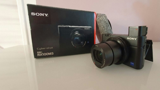 Annonce occasion, vente ou achat 'Sony rx100m3'