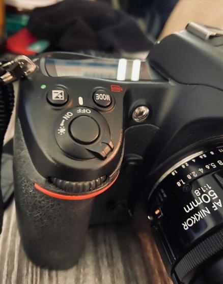Nikon d300s + 50mm 1.8 nikkor