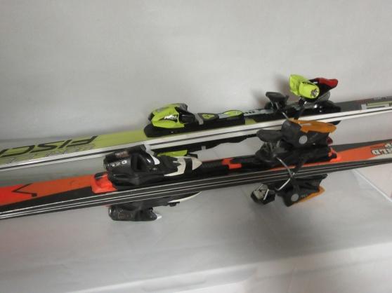Skis Fischer et Rossignol - Photo 2