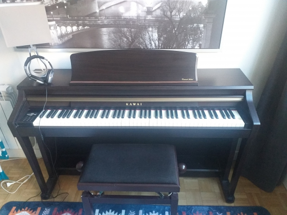 NUMERIQUE PIANO KAWAI CA 63