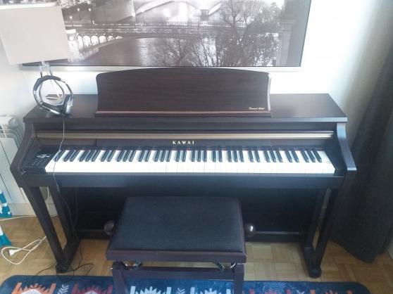Annonce occasion, vente ou achat 'NUMERIQUE PIANO KAWAI CA 63'