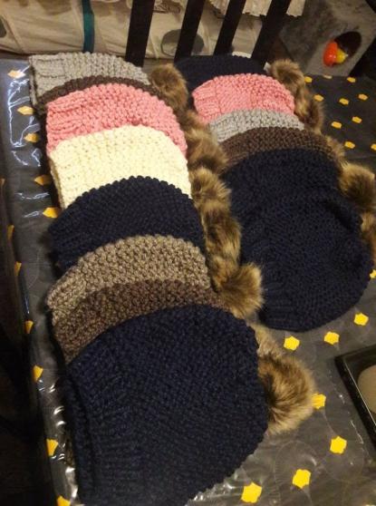 Annonce occasion, vente ou achat 'bonnets fait mains'