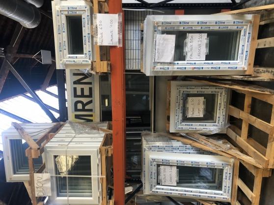Annonce occasion, vente ou achat 'Déstockage fenêtre'