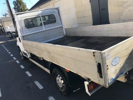 Annonce occasion, vente ou achat 'Citroën jumper camion benne'