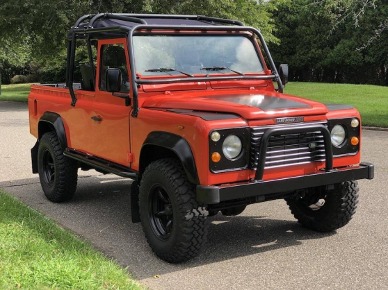Annonce occasion, vente ou achat 'Land Rover Defender V8'