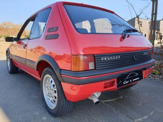 Annonce occasion, vente ou achat 'Je lègue en tout Urgence Peugeot 205 GTI'