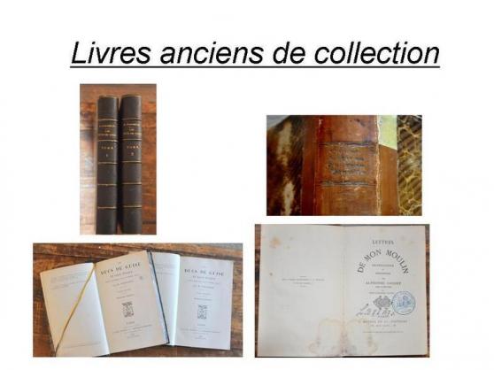 LIVRES ANCIENS - Photo 2