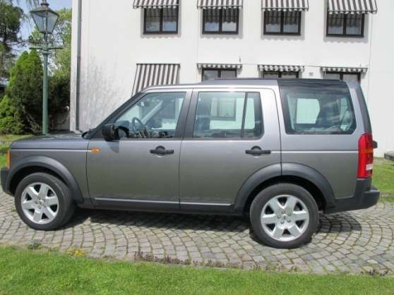 Land Rover Discovery 2.7 HSE PP 7 SETER