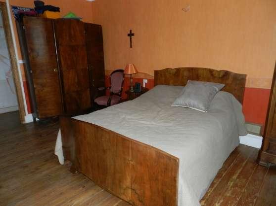Chambre coucher ann es 50 60 vienne meubles d coration chambres coucher vienne - Deco chambre annee 60 ...