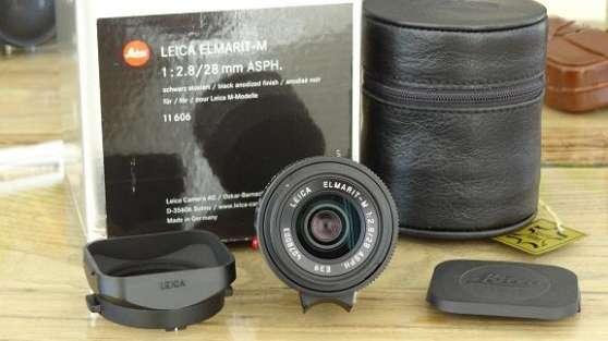 Leitz Leica Elmarit M 2,8/28 E39 6 bit A