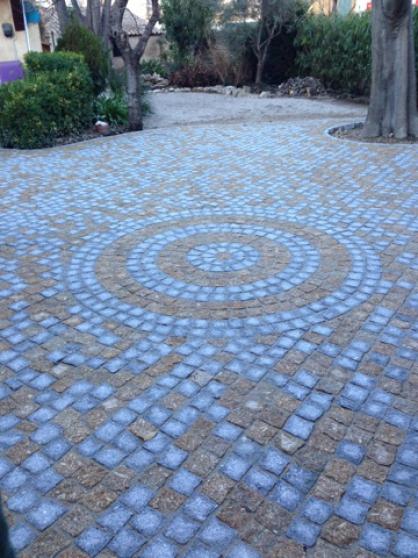 paves et bordures en granit