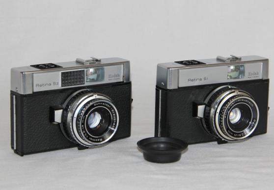 Kodak RetinaS1 et S2