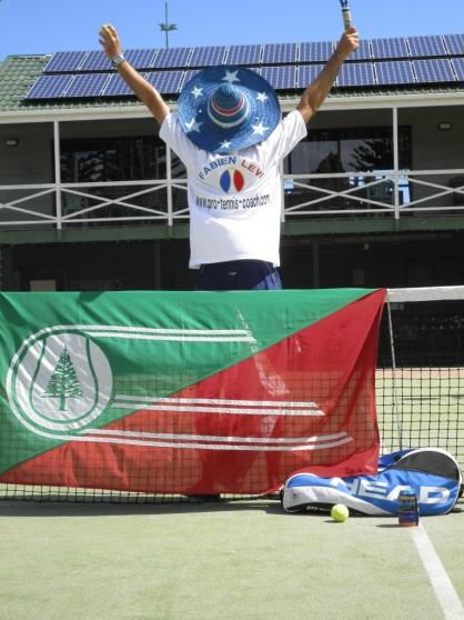 Leçons de tennis - Photo 2