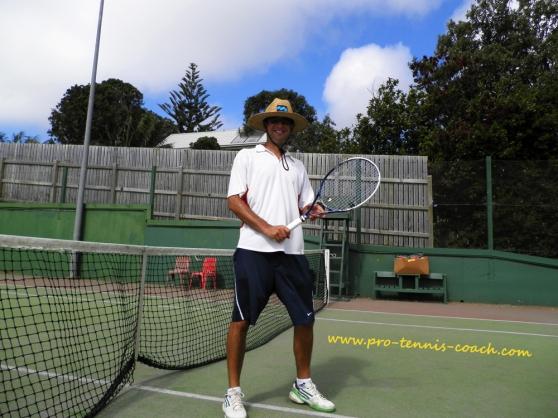 Leçons de tennis - Photo 3