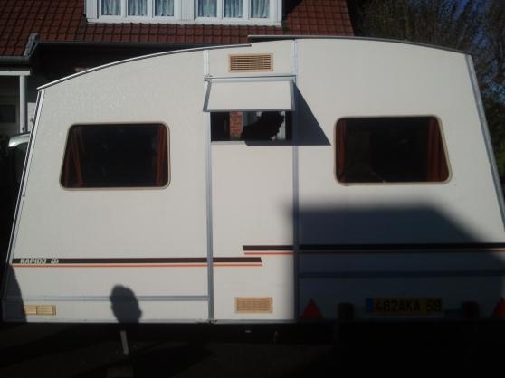 caravane pliante rapido caravanes camping car caravanes rapido vieux cond reference car. Black Bedroom Furniture Sets. Home Design Ideas