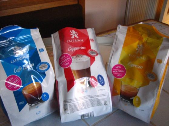 Annonce occasion, vente ou achat 'Dosettes café pour machine Dolce gusto'