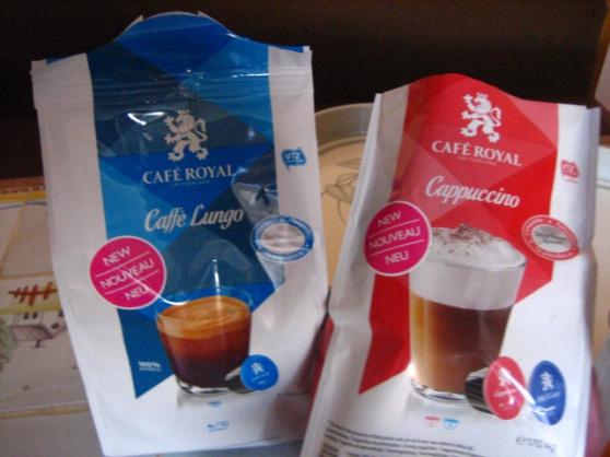 Dosettes café pour machine Dolce gusto - Photo 3