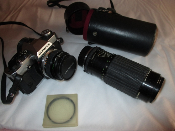 Annonce occasion, vente ou achat 'Appareil photo Olympus OM 20'