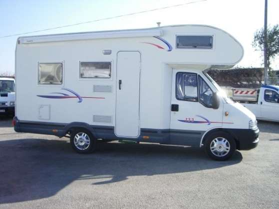 Camping Car Fiat Ducato A Donner Marche Fr
