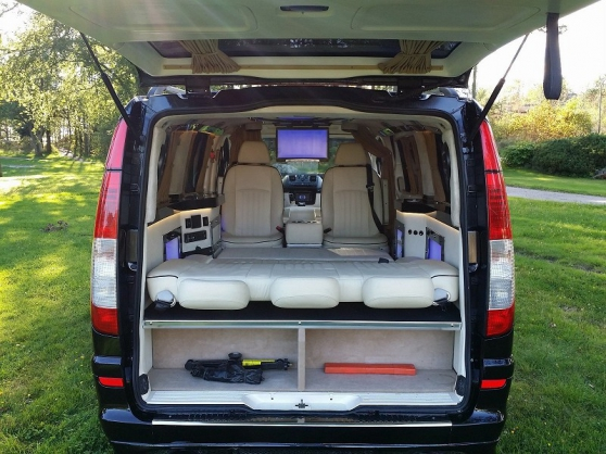 mercedes vito vip 7 places auto mercedes le pompidou reference aut mer mer petite annonce. Black Bedroom Furniture Sets. Home Design Ideas