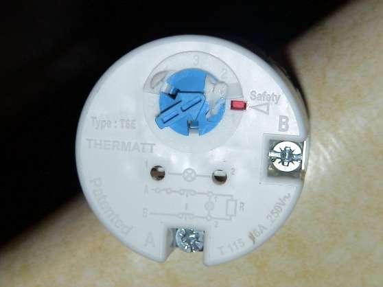 thermostat pour chauffe eau electrique - Photo 4