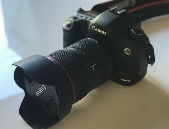 Appareil photo canon 5D mark III - Photo 3