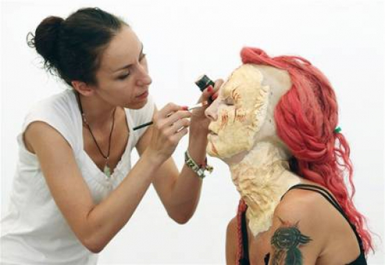 Annonce occasion, vente ou achat 'COOPERATION ARTISTIQUE BODY PAINTING'