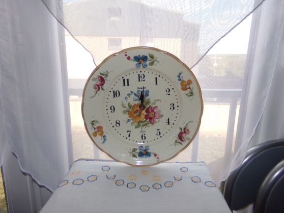Annonce occasion, vente ou achat 'horloge murale'