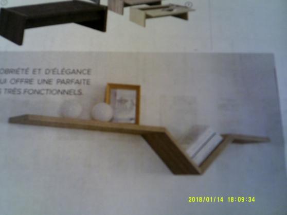 Annonce occasion, vente ou achat 'Etagére murale'