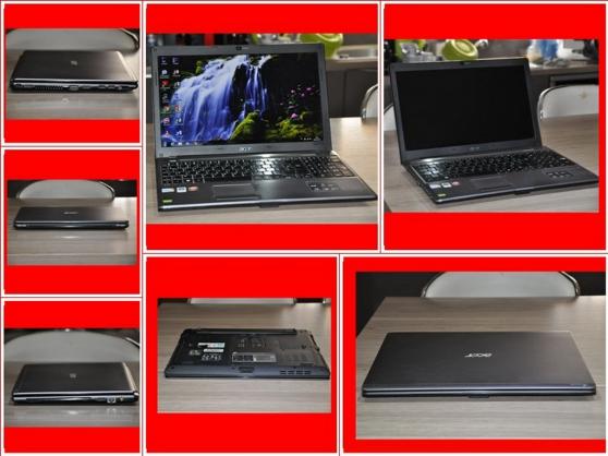 Annonce occasion, vente ou achat 'Acer Aspire 5810TZG de 15,6 pouces'