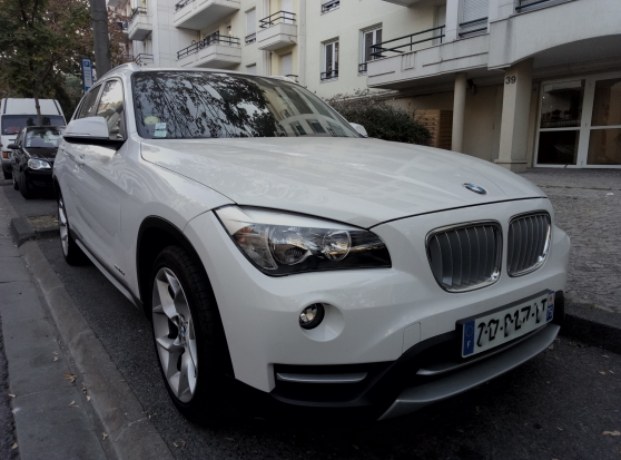 BMW X1 SDRIVE 18D 143 cv XLINE TOUTES OP