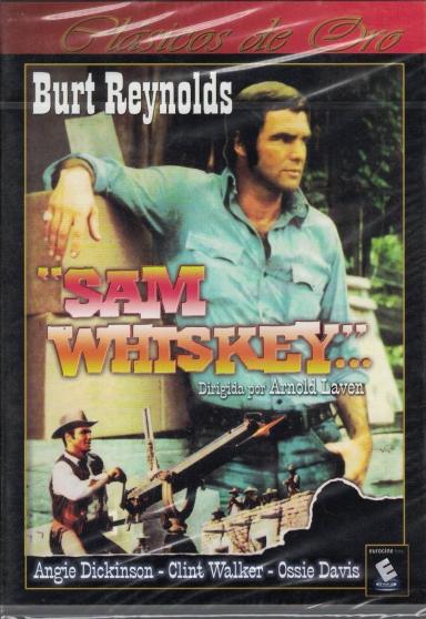 film dvd - sam whiskey – neuf - - Annonce gratuite marche.fr