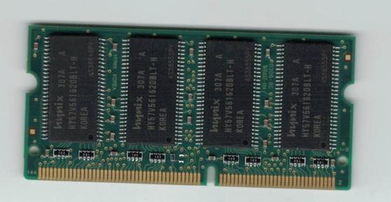 Mémoire PC13332X64 SODIMM - Photo 2