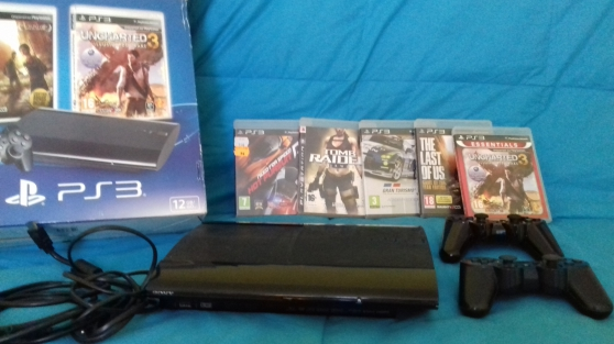 Annonce occasion, vente ou achat 'sony ps3'