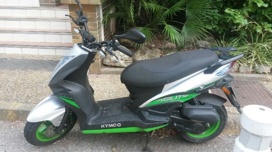 Scooter Kymco Agility RS