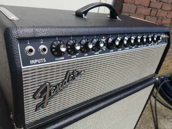Top amplificateur Fender Bassman 500