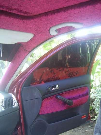 Rénovation intérieur de voiture