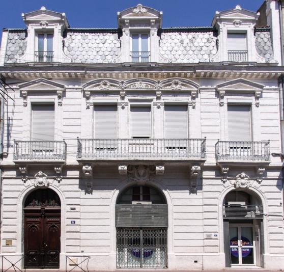 Annonce occasion, vente ou achat 'Hôtel Particulier Montpellier Gare'